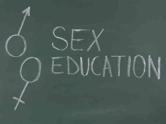NEA Recommends Teaching Sex Education