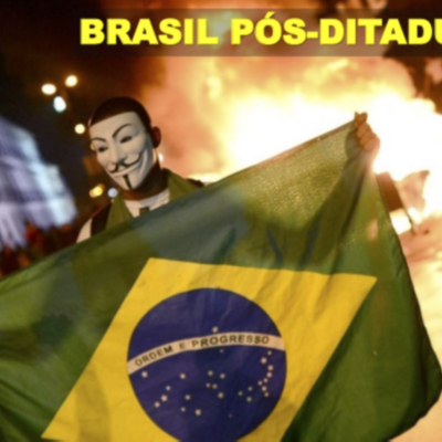 Brasil Após Ditadura timeline