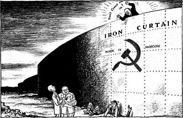 The Iron Curtain