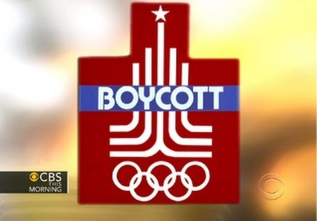 Boycott of the Moscow Olympics