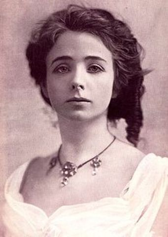Maude Adams born