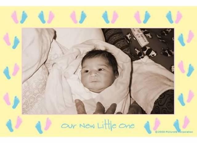 Amina's Birth Day