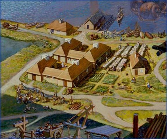 Canadian History 1713 - 1850 timeline | Timetoast timelines