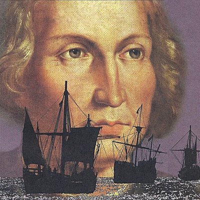 Los Cuatro Viajes de Cristóbal Colón timeline