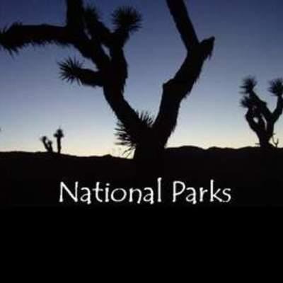 History of National Parks timeline
