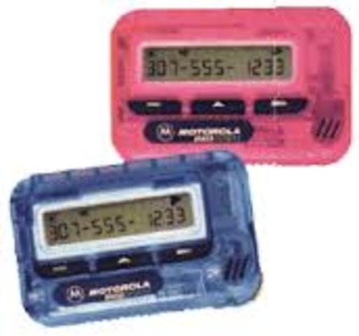 the pagers evolution timeline timetoast timelines