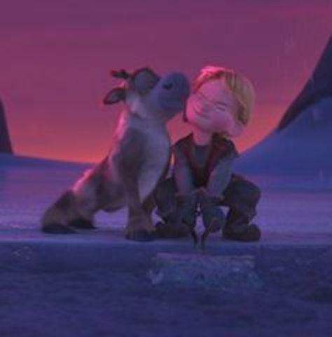 Sven and Kristoff