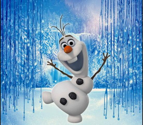 Olaf comes again