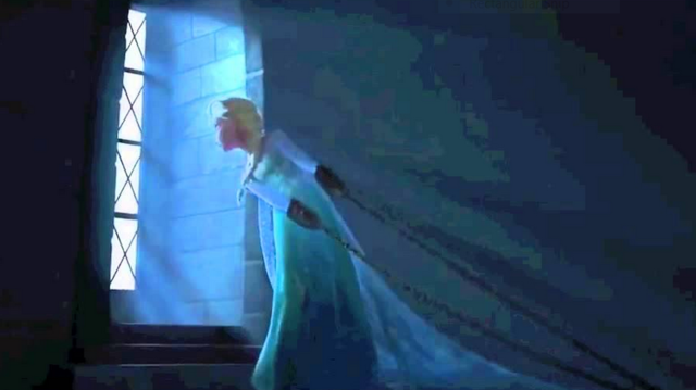 Look out Elsa