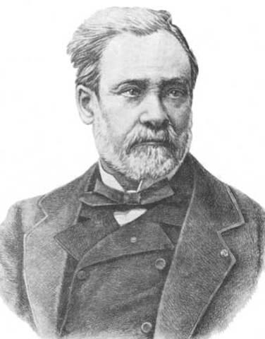 Louis Pasteur puso a punto una vacuna contra la rabia