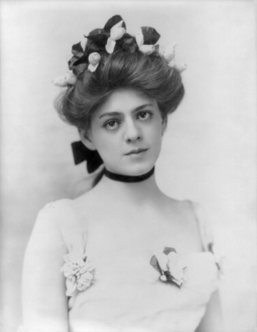 Ethel Barrymore got People Credit