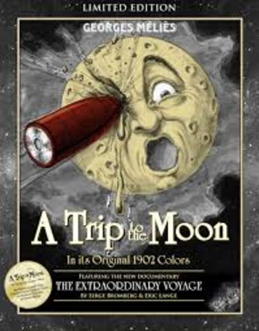 A trip tp the moon is released