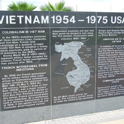 Vietnam War Events timeline