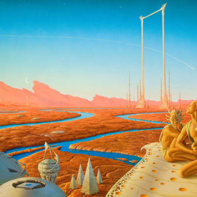 The Martian Chronicles Timeline