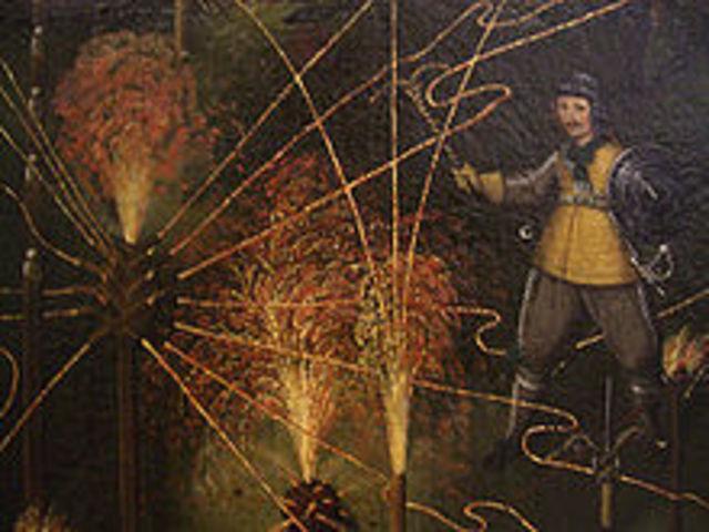 Joseph Furstenbach born