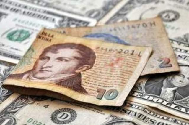 Devaluación del peso en México