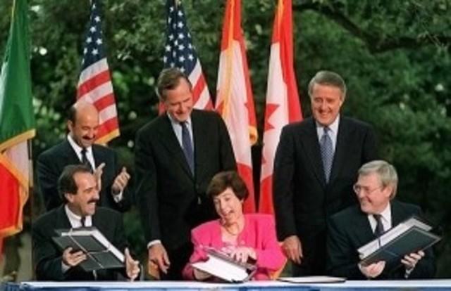 Aspectos más relevantes que la firma de tratado de libre comercio