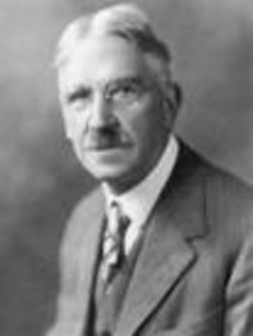 John Dewey fue un filósofo, pedagogo y psicólogo estadounidense