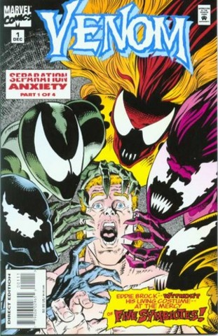 The Symbiotes of Spider-Man timeline | Timetoast timelines