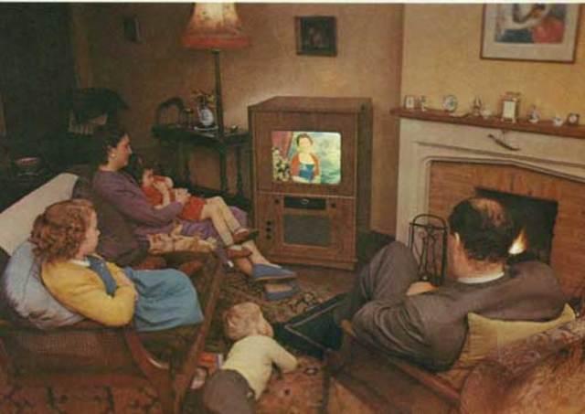 LLEGA EL COLOR A LA TELEVISIÓN
