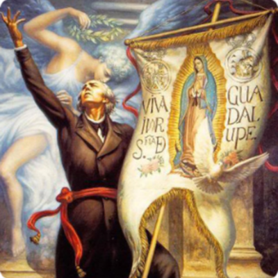 Mexico in the XIX century timeline