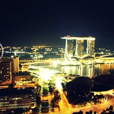 The Rise of Tourism in Singapore  timeline
