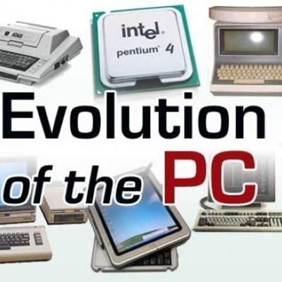 Historia de la Computadoras timeline