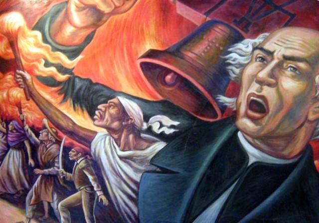Independencia de Miguel Hidalgo