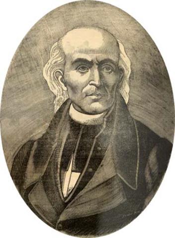 Ejecución de Miguel Hidalgo