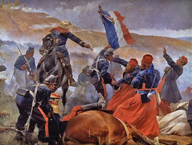 Batalla de 5 Mayo