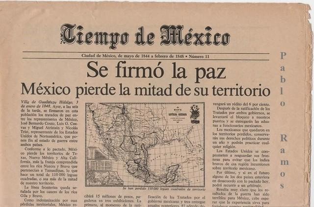 .Firma del tratado de Guadalupe-Hidalgo