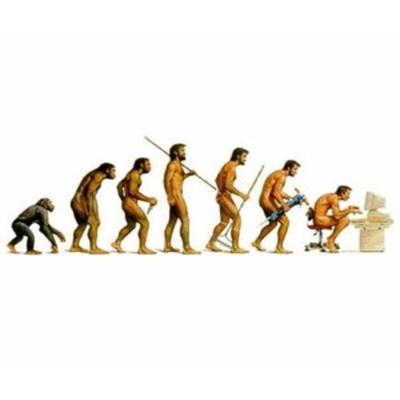 """""""Evolución de la comunicación y las teconologías"""" timeline"""