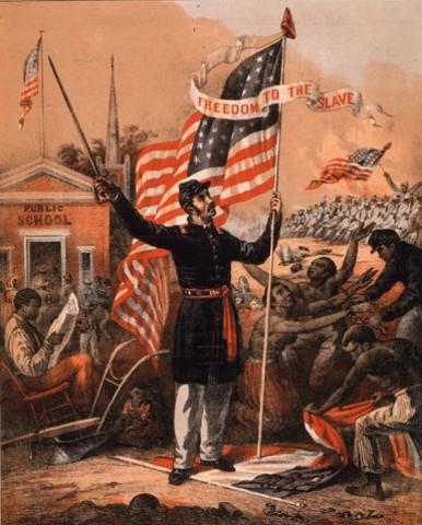 Law Creating the Freedmen's Bureau