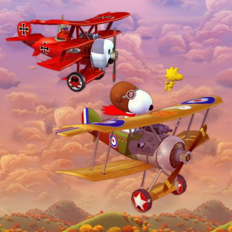 Snoopy Vs. The Red Baron gets a gold record