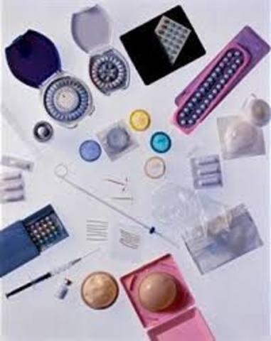 La PAOC  y el resto de los métodos anticonceptivo