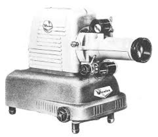 The Filmstrip Projector