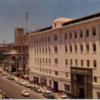 HISTORIA DE LOS BANCOS DE EL SALVADOR timeline