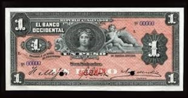 Banco occidental 30 de septiembre 1889