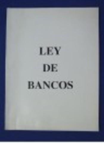 Ley de Reorganización de la Banca de la Nación