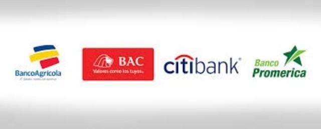 Los bancos que operan en el Salvador