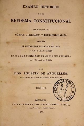 Reforma de 1835