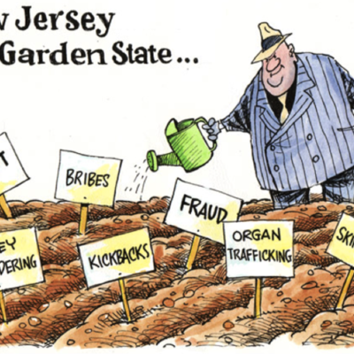 The Garden State: Fertile for Corruption timeline