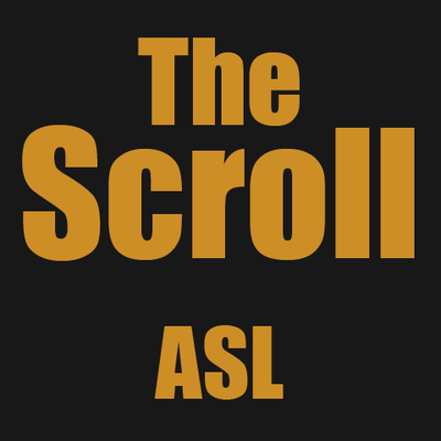 History of The Scroll timeline