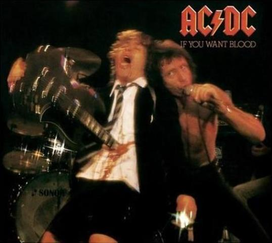 6th album (if you want blood ,you've got it)