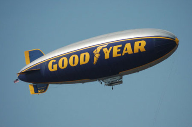Goodyear Dirigible Disaster