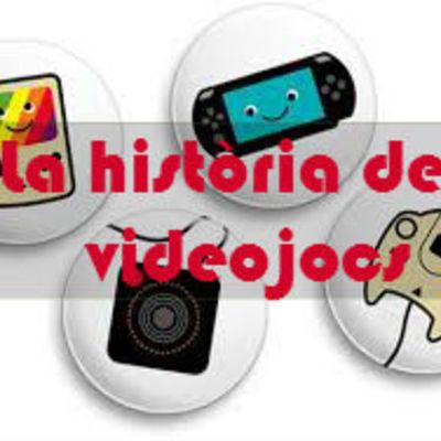 HISTÒRIA DELS VIDEOJOCS timeline