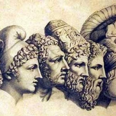 Etapes i fets fonamentals: la Monarquia Romana timeline