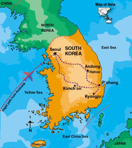 Korean War timeline | Timetoast timelines