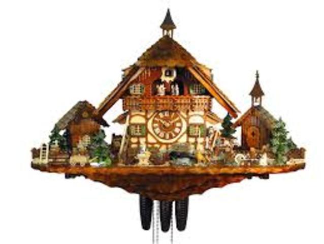 The Cukoo Clock