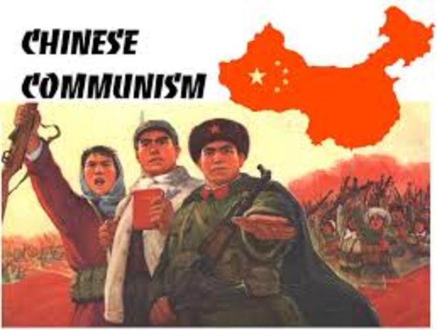 An analysis on chinese communist revolution